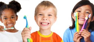 Looking After Your Kid's Primary Teeth